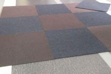 Акция на ковровую плитку  Office