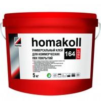 homakoll 164 Prof Универсальный клей для коммерческих напольных покрытий, для любых оснований.
