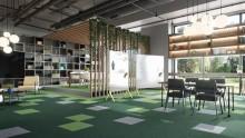 Новая коллекция ковровой плитки Modulyss