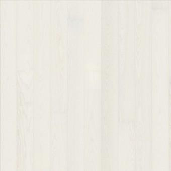 Паркетная доска Karelia Ясень Story Shine White