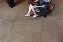 Пополнение коллекций ковровой плитки.
